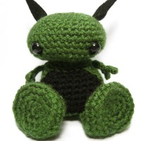Pivot, the Good Gremlin - Free Pattern