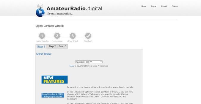 amateurradiodigital - COMO GENERAR TU LISTA DE CONTACTOS CSV EN TRES SENCILLOS PASOS. PARA NUESTROS EQUIPOS DMR