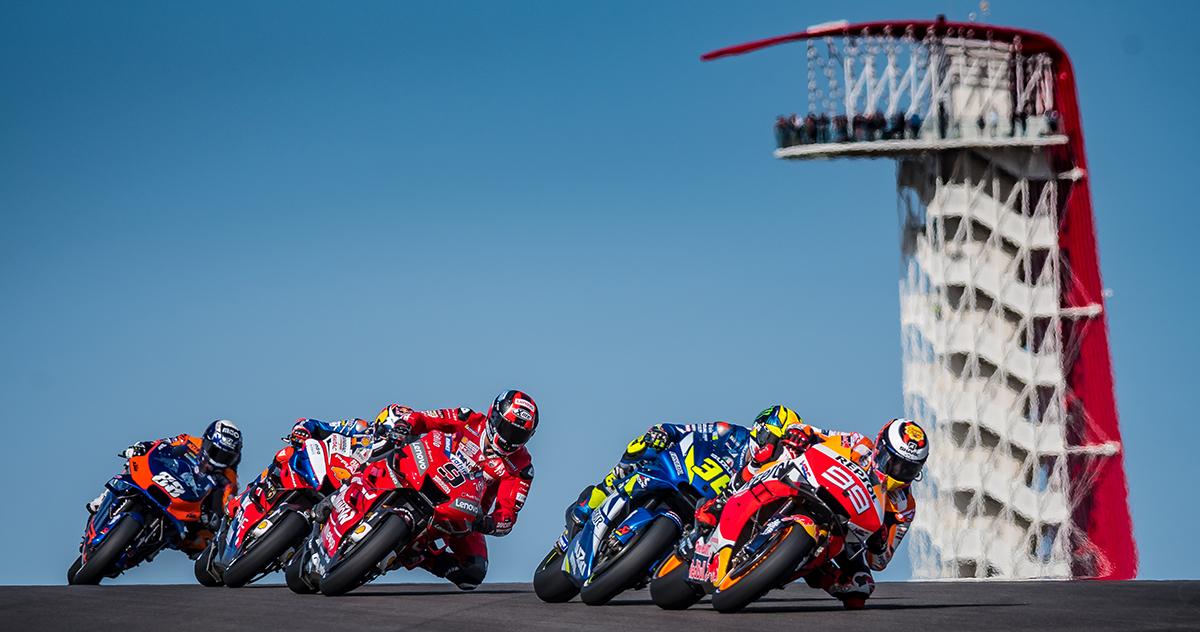 2020 Motogp Red Bull Grand Prix Of The Circuit Of The
