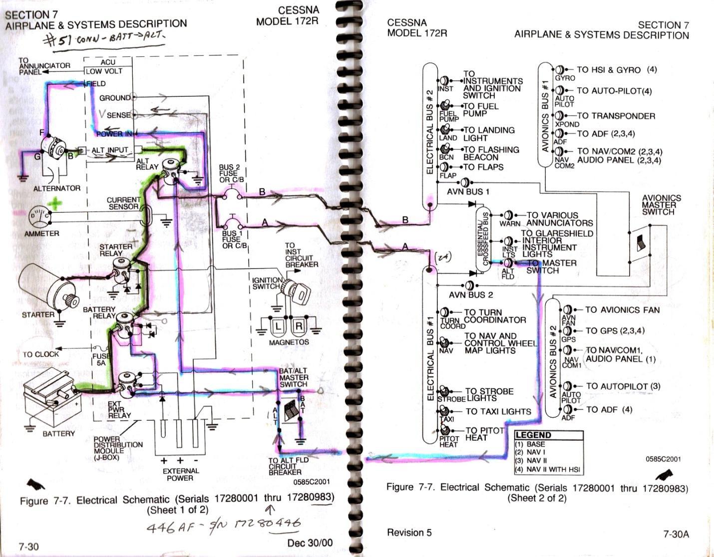 cessna 172 generator wiring diagram 04 nissan frontier radio voltage regulator 39