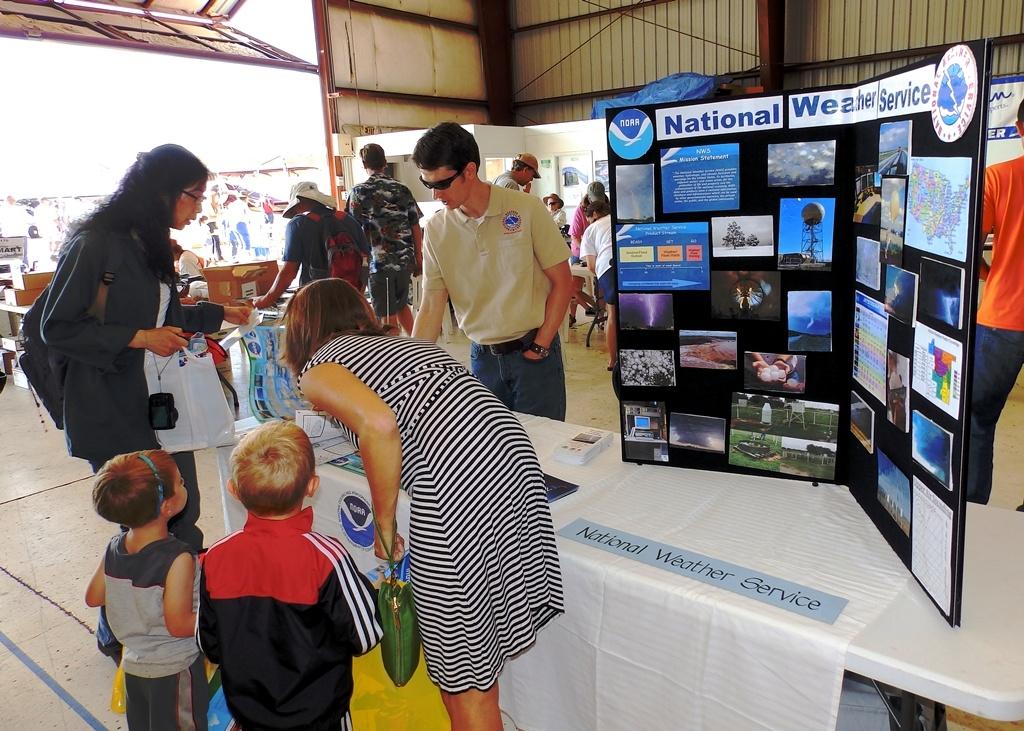 Weather Service Exhibit