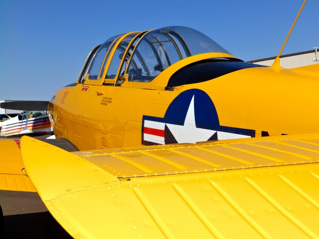 """T-34, Navy Plane, """"Toots"""""""