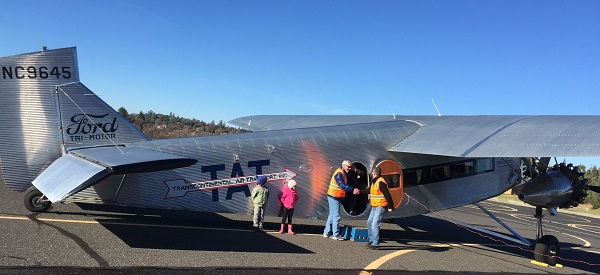 Fly the Ford Tri-Motor - EAA 179 | Albuquerque, New Mexico