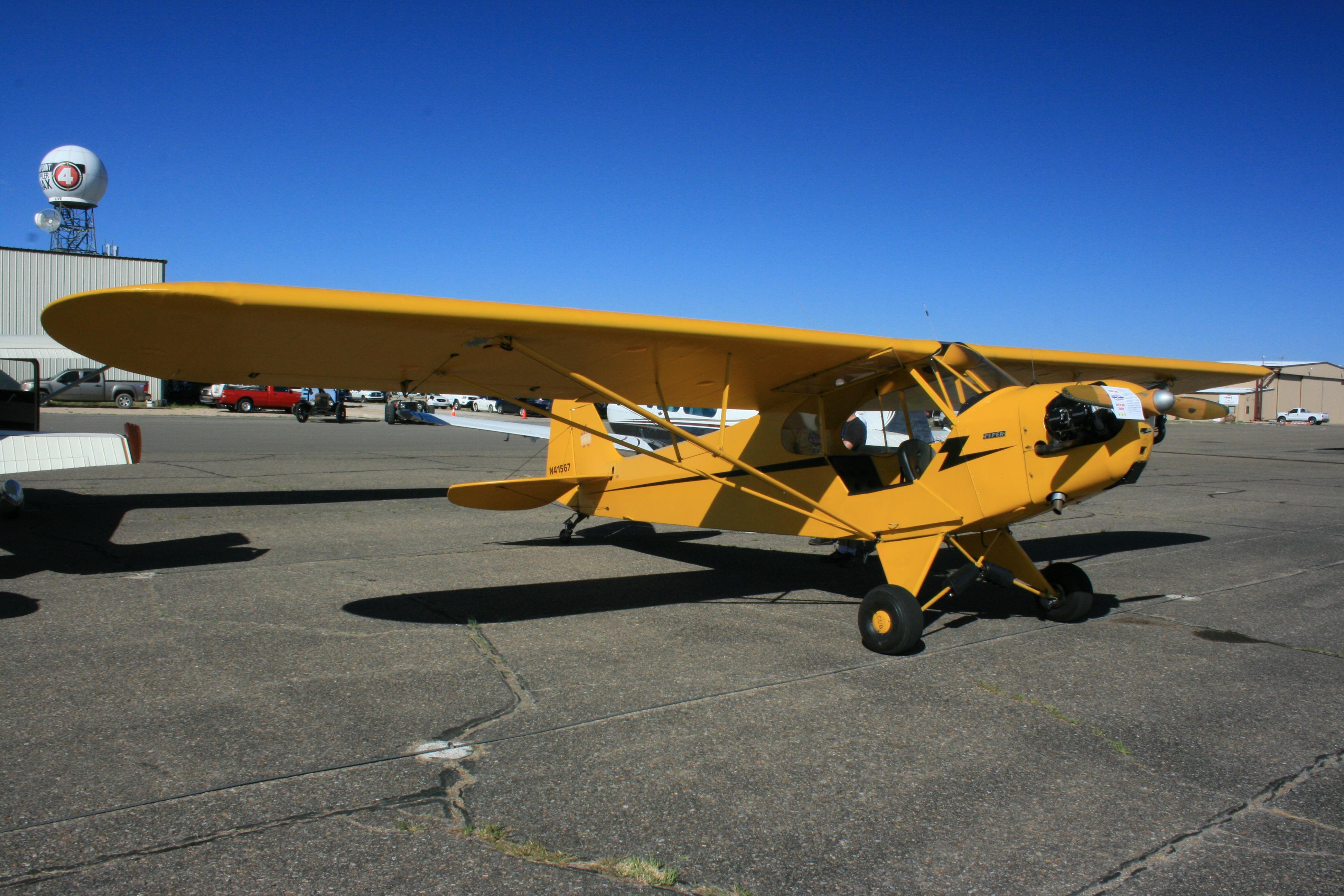 Oldest Aircraft