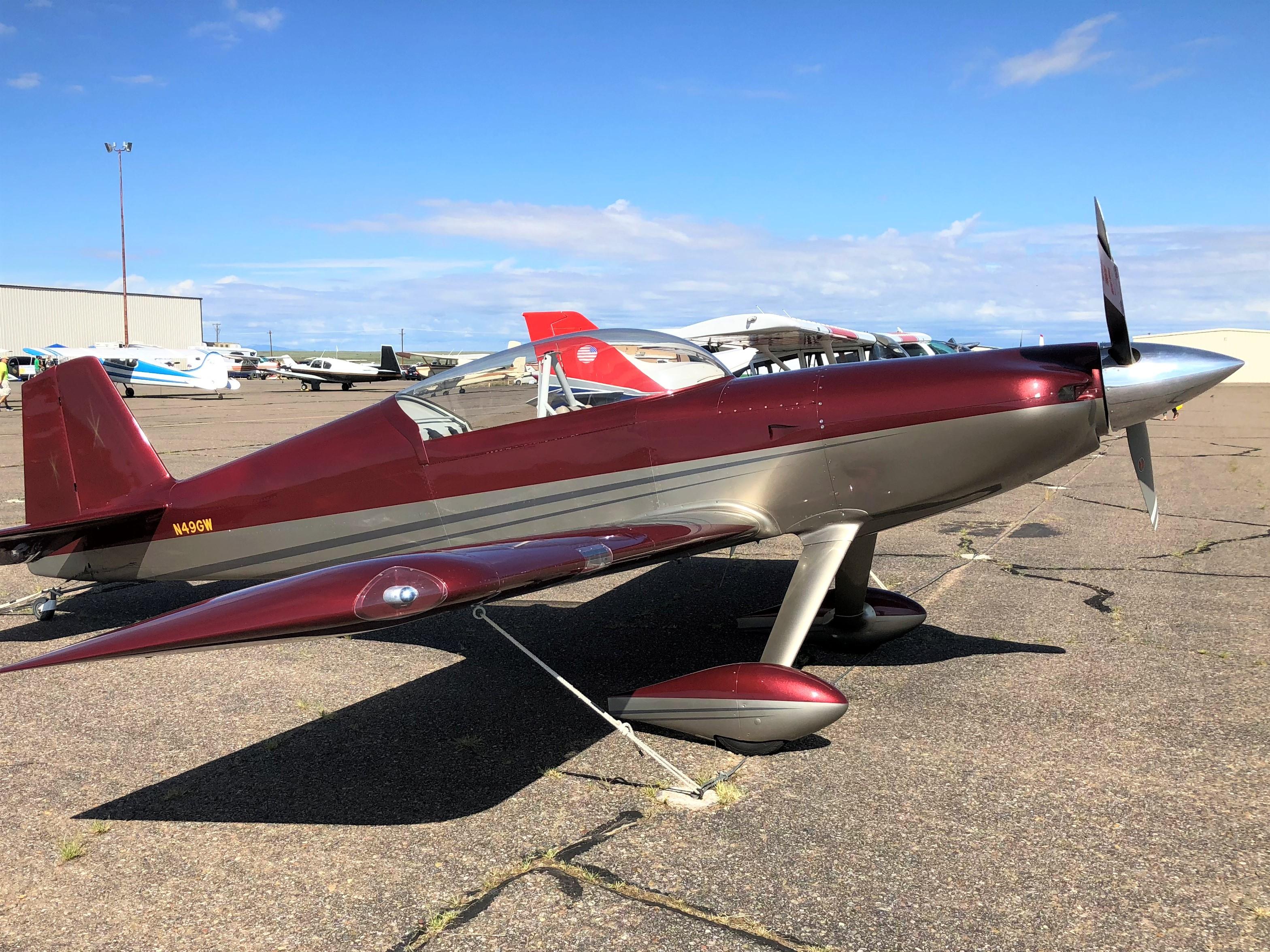 N49GW Harmon Rocket