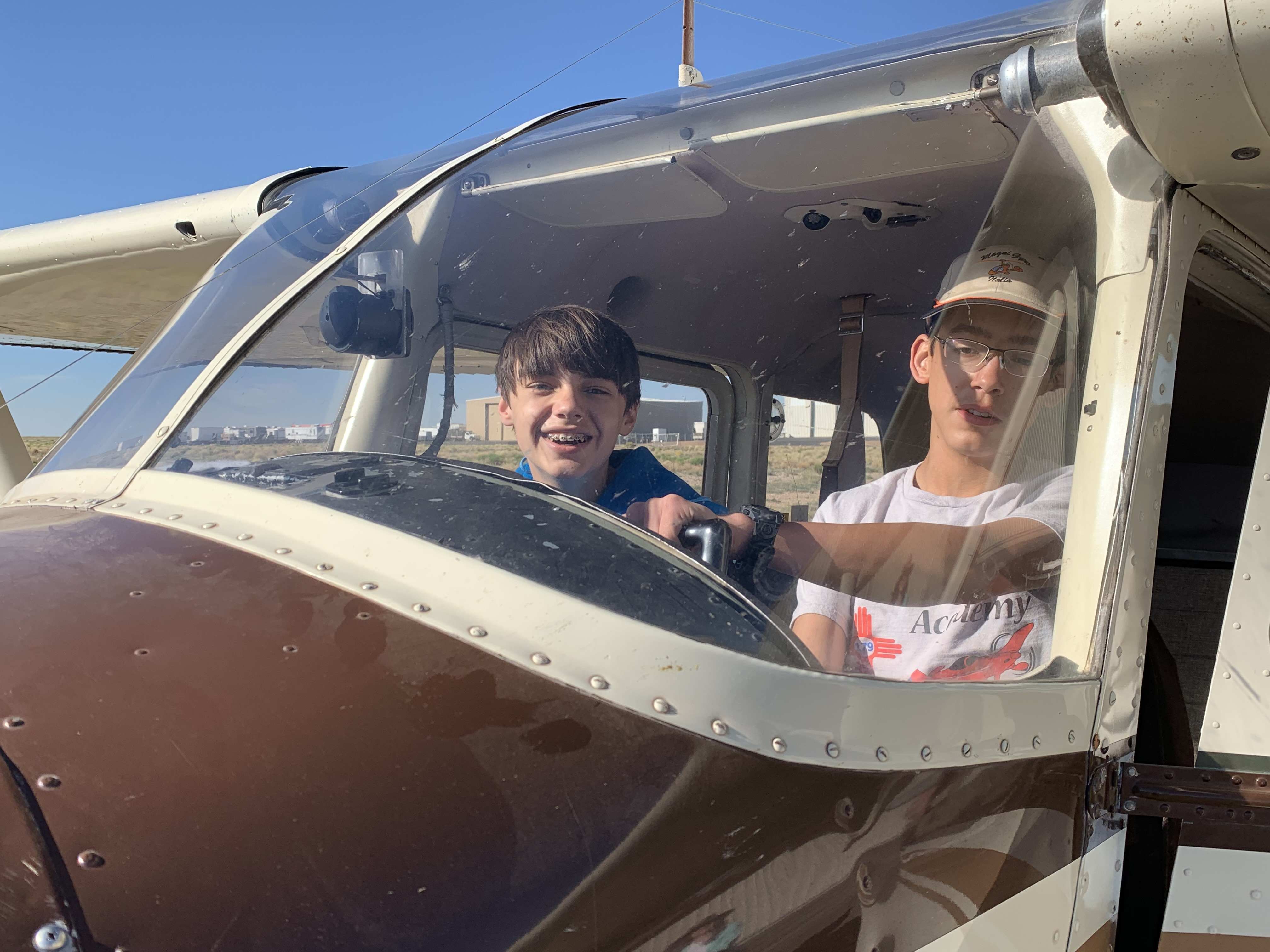 Flying Club Cessna