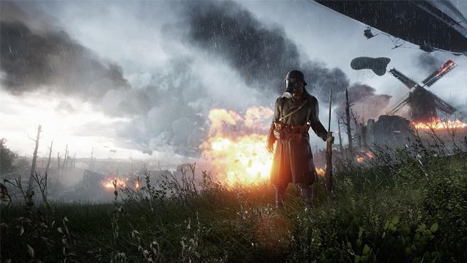 battlefield 1 dlc,l'ombra del gigante,aggiornamento, Battlefield 1 DLC L'Ombra del Gigante ecco quando