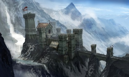 First Look: Dragon Age III: Inquisition Concept Art BioWare Blog