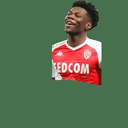 The top 50 mids on career. Tchouaméni   FIFA Mobile 21   FIFARenderZ
