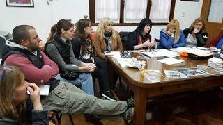 ORGANIZACIÓN DEL ENCUENTRO NACIONAL DE ESTUDIANTES DE ESCUELAS AGROTÉCNICAS UNIVERSITARIAS