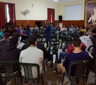ACTIVIDAD INSTITUCIONAL POR EL DÍA DEL LIBRO