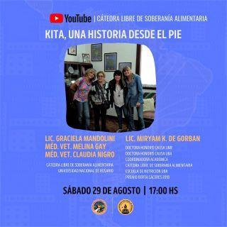 11° ENCUENTRO DE LA CÁTEDRA LIBRE DE SOBERANÍA ALIMENTARIA
