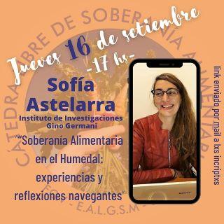 """CUARTO ENCUENTRO CaLiSA CASILDA – """"SOBERANÍA ALIMENTARIA EN EL HUMEDAL: EXPERIENCIAS Y REFLEXIONES NAVEGANTES"""""""