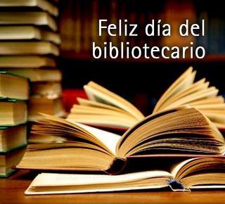 DÍA DEL BIBLOTECARIO/A