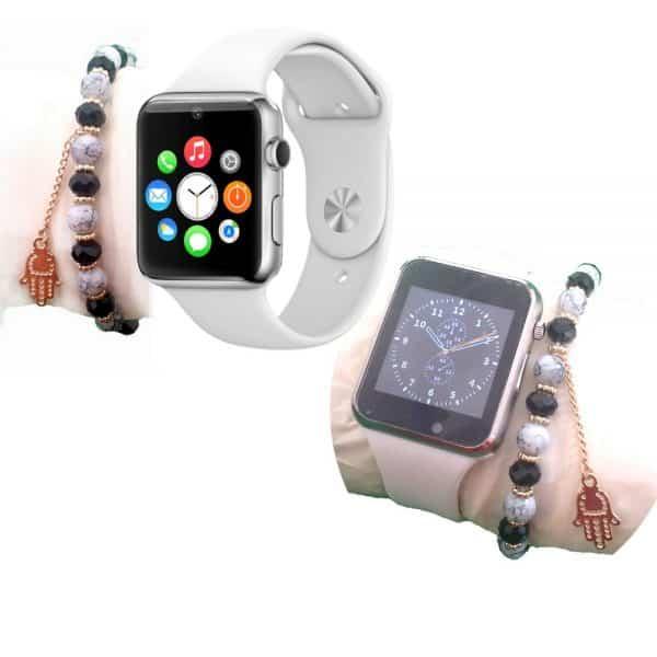 smartwatch-blanc