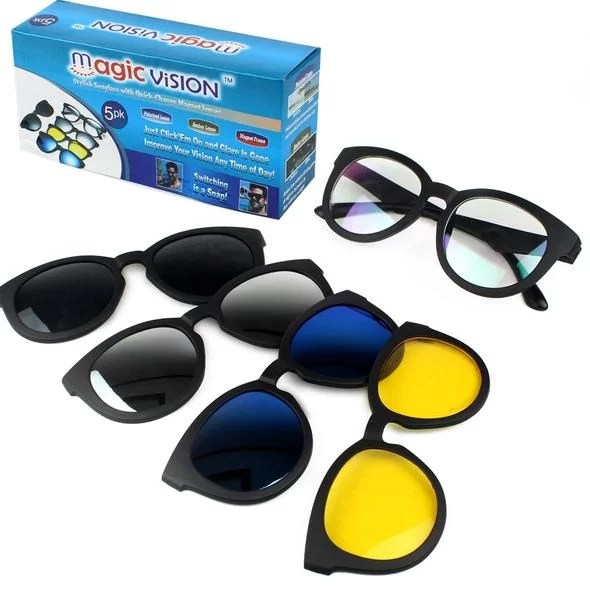 lunette 5 en 1