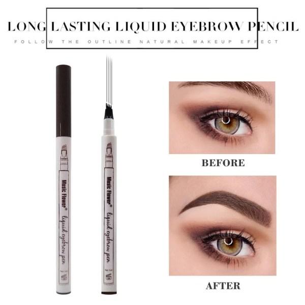 Stylo Microblading Imperméable longue durée maroc casablanca makeup