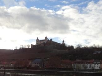 The Marienberg Fortress