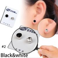 Fashion Magnetic Health Care Earring Weight Loss Earrings ...