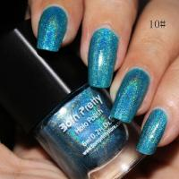 6ml Nail Art Holographic Holo Glitter Polish Varnish