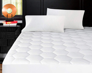zen bamboo cooling mattress topper