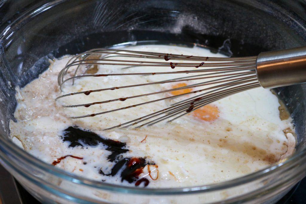 Stir in the remaining ingredients