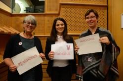 MEP Julie Ward & MEP Miriam Dalli
