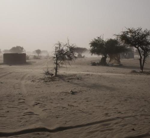Desierto de Chad
