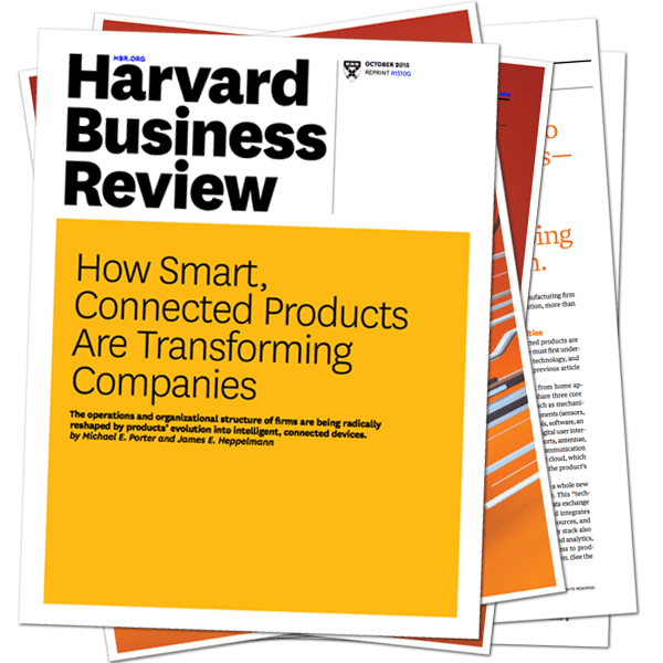 Harvard Business Review: How Smart, Connected Products Are Transforming Companies   EAC Product Development Solutions