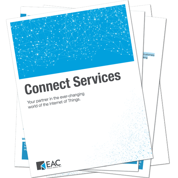 Connect Services brochure   EAC Product Development Solutions