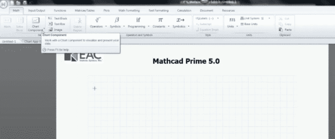 Creating more complex 2D plots with Mathcad Prime 5 0