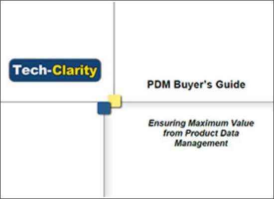 Tech Clarity - PDM Buyer's Guide   EAC Product Development Solutions