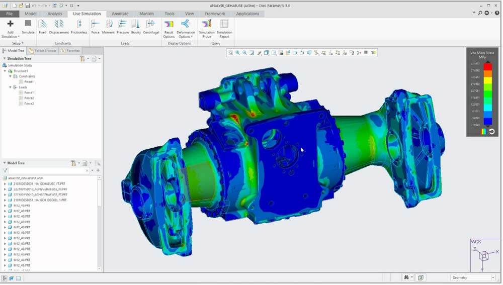 Creo Simulation Live | EAC Product Development Solutions