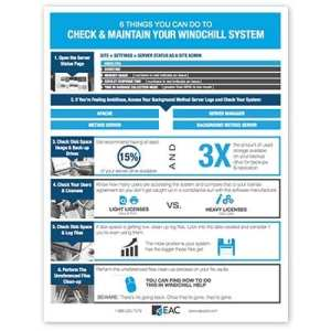 Check & Maintain Windchill System | EAC Product Development Solutions