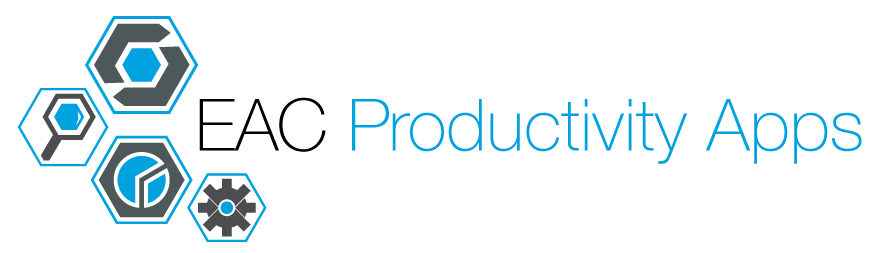 EAC Productivity Apps