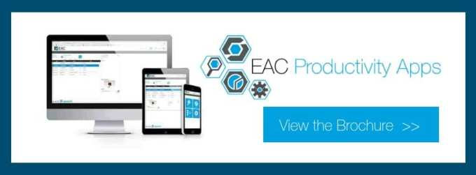 EAC Productivity Apps: View the brochure