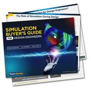 Tech-Clarity eBook | Simulation Buyer's Guide for Design Engineers