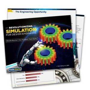 Tech-Clarity eBook: Revolutionizing Simulation for Design Engineers