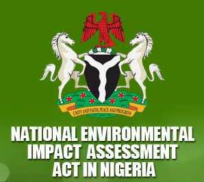 National Stakeholders Workshop on the Validation of the Draft Revised EIA Act by the Federal Ministry of Environment.