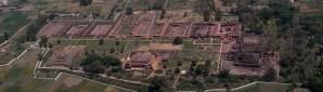 Vista Aérea de Nalanda
