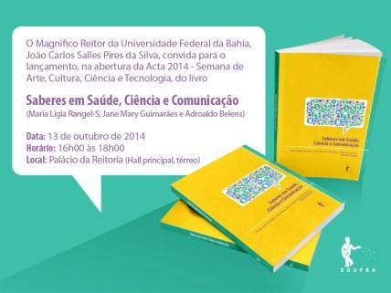 SABERESSAUDECIENCIACOMUNICACAO_Convite