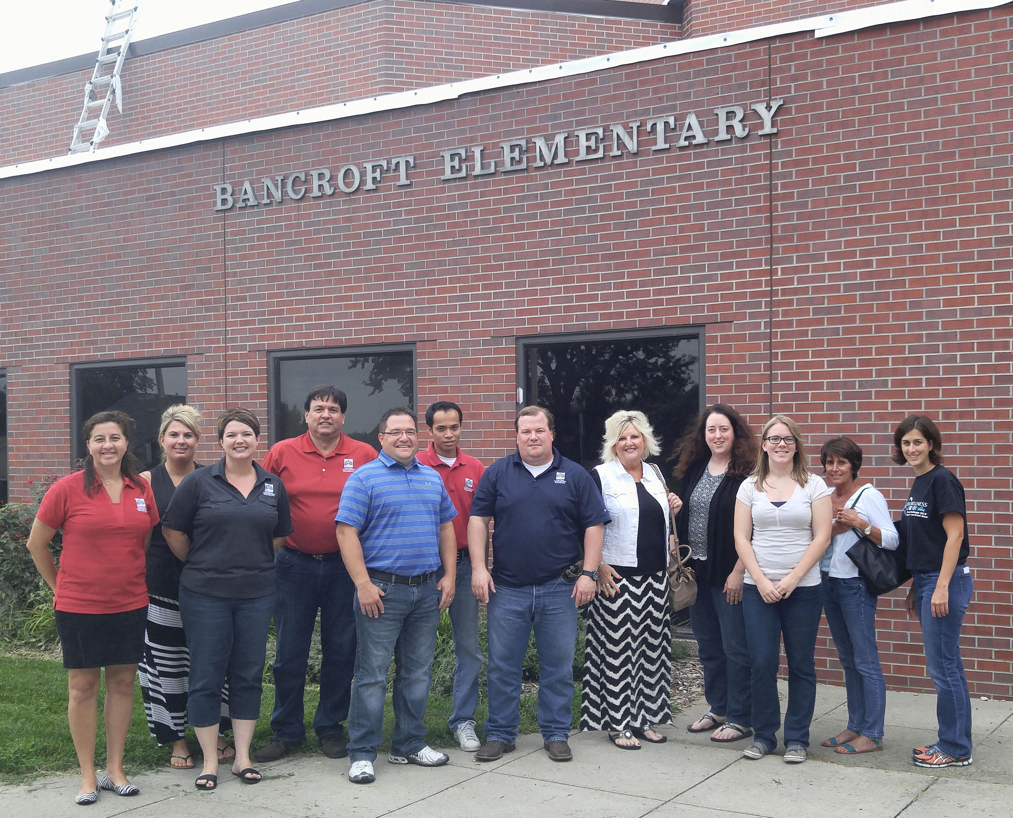 2015 Back to School Supply Drive  EAD Corporate  Omaha NE