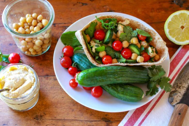 8 Plant-Based Brown Bag Recipes