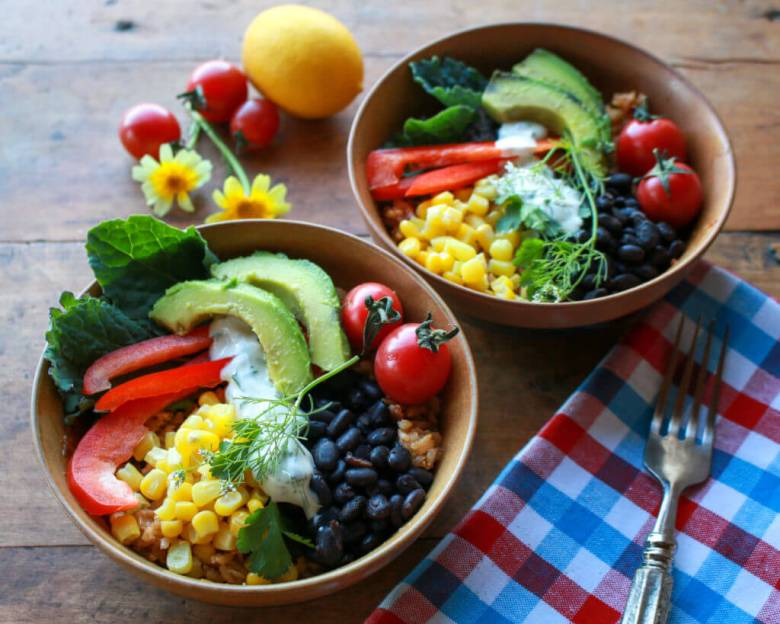 15 Plant-Based Back to School Recipes