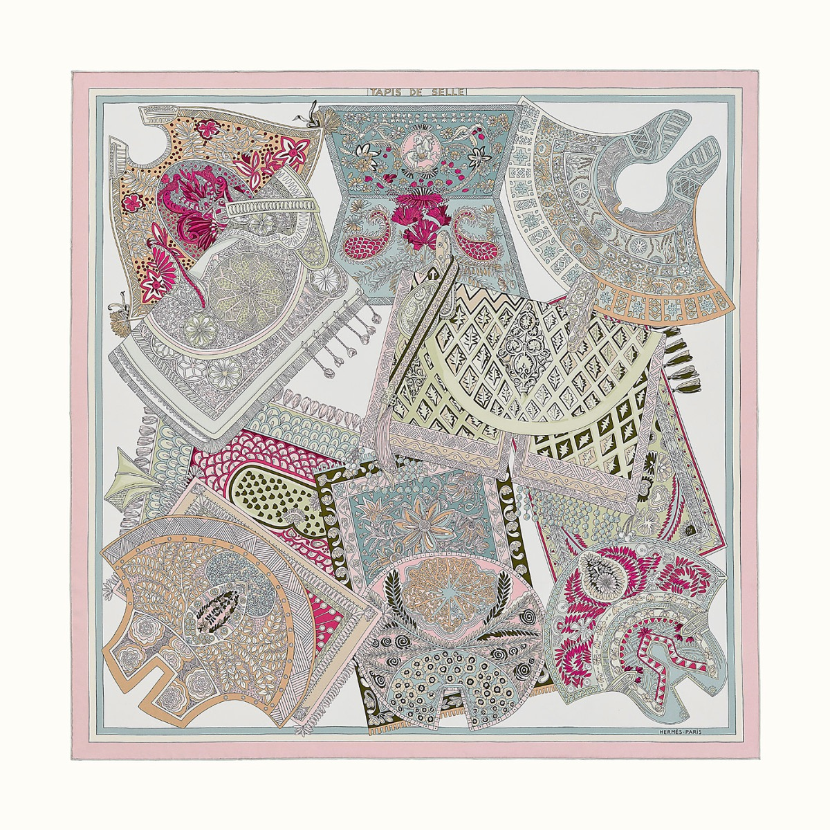 hermes scarf scarves fall winter 2020
