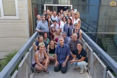 Participants to the histopathology workshop held on 12 September 2015 in Arucas, Spain.