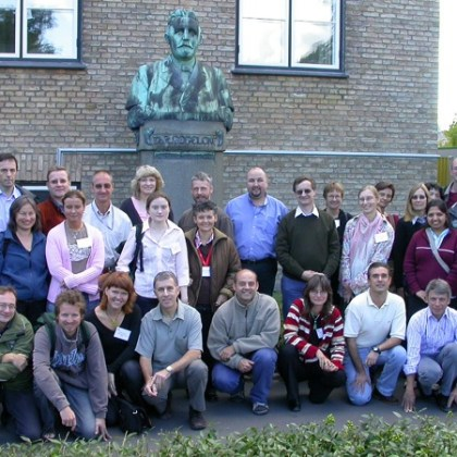 Participants to the histopathology workshop held on September 2005 in Copenhagen, Denmark.