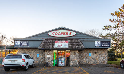 Cooper's Tap House