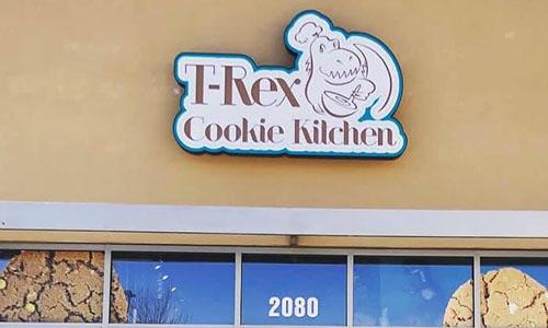 T-Rex Cookie Kitchen