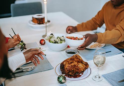 Restaurant Holiday Specials in Eagan